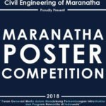 Maranatha Poster Competition 2018