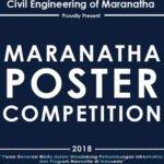 Maranatha Poster Competition 2018