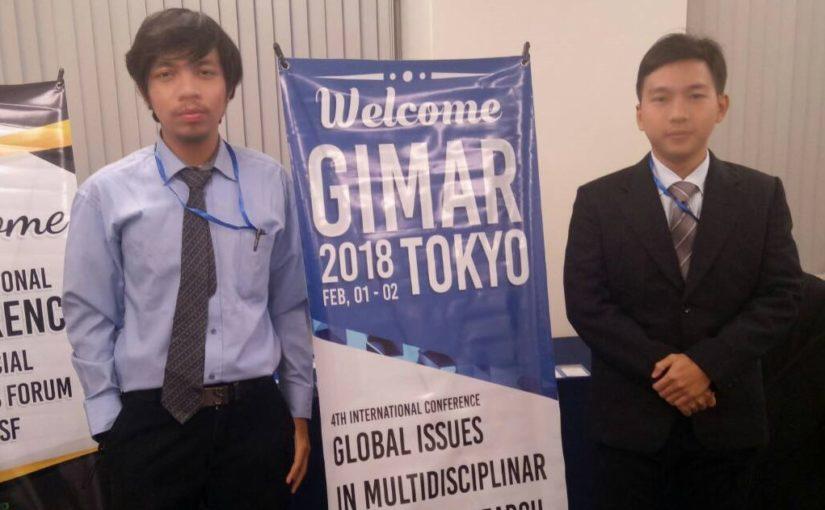 Mengangkat Sisi Positif Tembakau, Mahasiswa ITS Berjaya dalam GIMAR 2018 di Jepang
