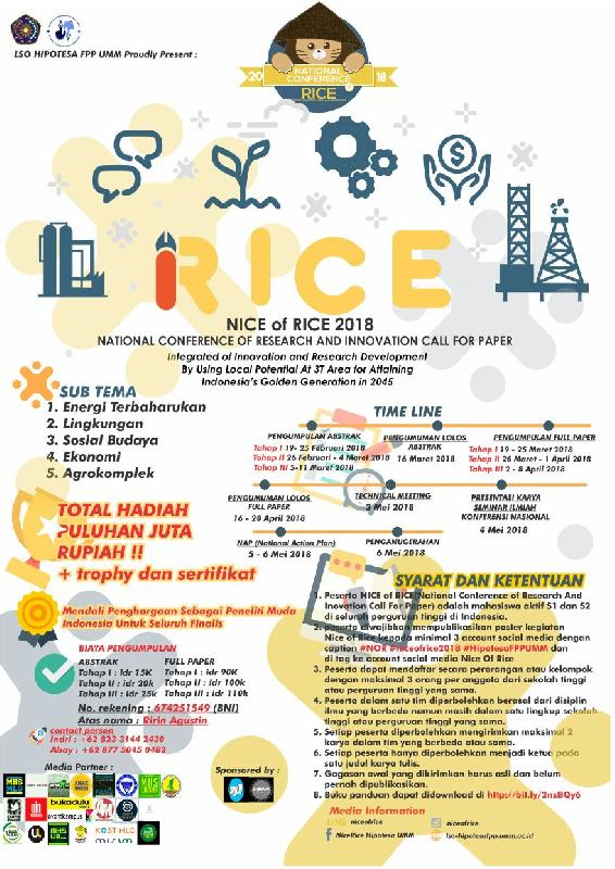 national-conference-research-innovation-call-paper-nice-rice-2018