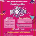 """PSYCHOLOGY FESTIVAL 2018 """"COOLTURE – Culture Can Be Cool"""""""