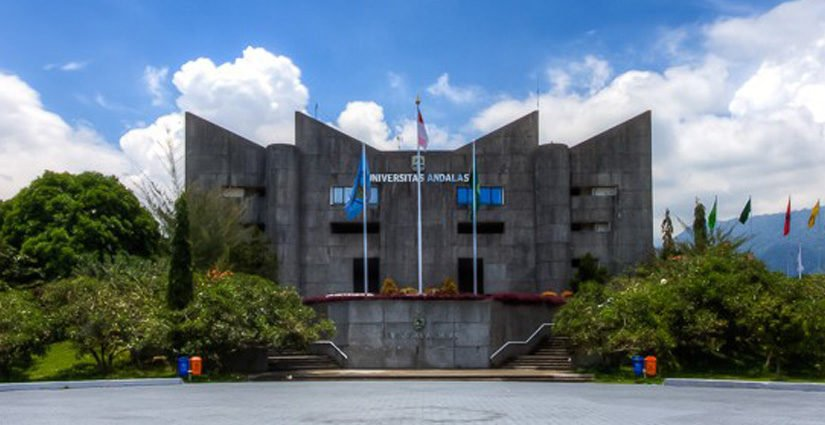 Daya Tampung Mahasiswa Baru Unand 2018 Sebanyak 5.356 Orang