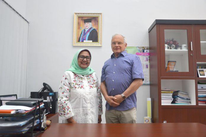 FPK UNAIR Jalin Kerjasama dengan SES Germany untuk Tingkatkan Pendidikan di Indonesia