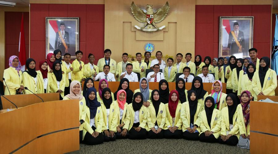 Kelas internasional UNP