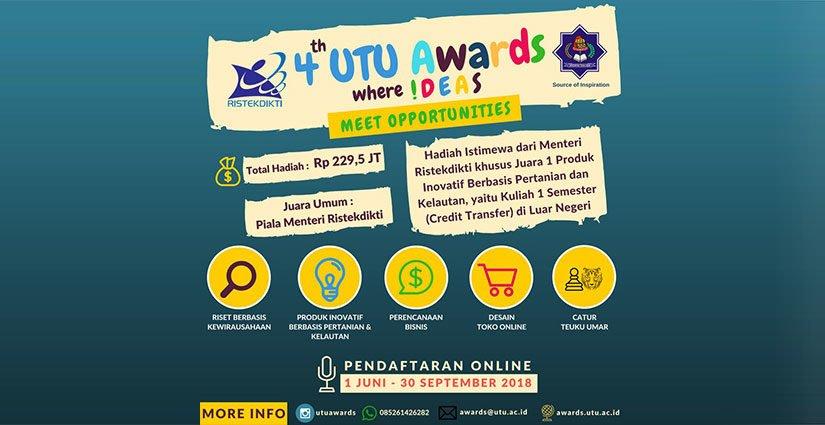 pemenang-utu-awards-dihadiahi-beasiswa-ke-luar-negeri