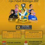 Kompetisi Futsal Tingkat Nasional – Unair 2018