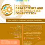 NATIONAL DATA SCIENCE AND DATA ANALYTICS COMPETITION FT UGM