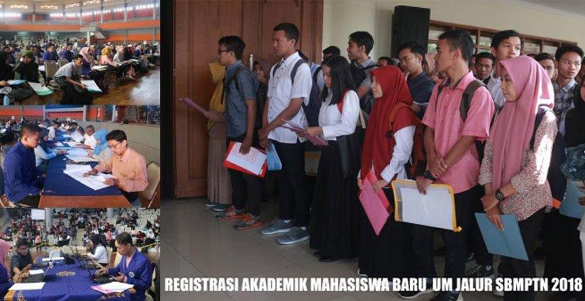 Dinyatakan Diterima Di Universitas Negeri Malang? Segera Lakukan Registrasi Administrasi!