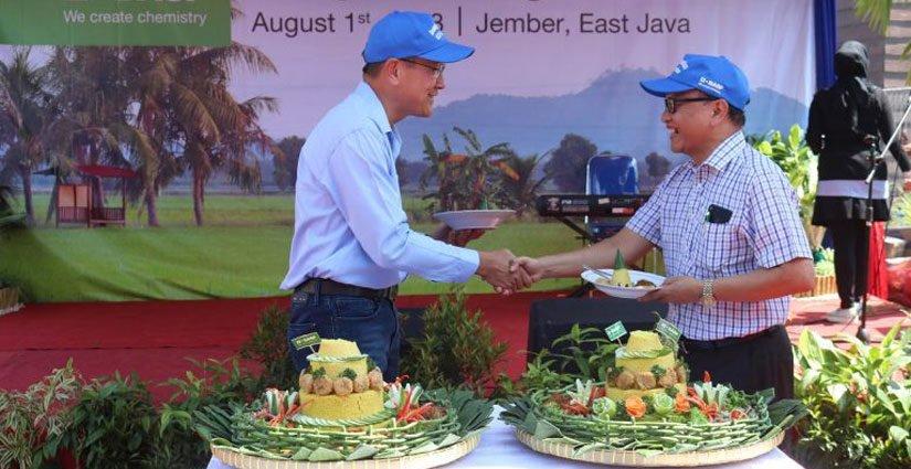 Kolaborasi BASF Dan Universitas Jember Hasilkan Pendirian Agro Solution Farm