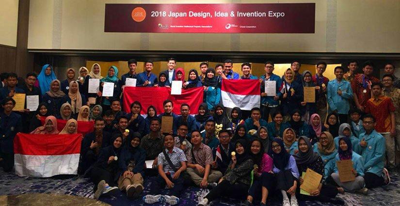 Tim UNDIP Borong 3 Emas Dan 2 Perak Di Ajang Internasional – Jepang
