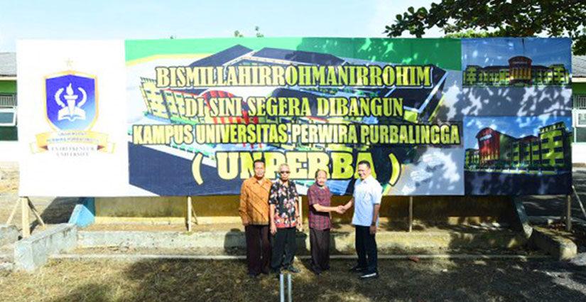 Universitas Baru: Universitas Perwira Purbalingga Miliki 12 Program Studi