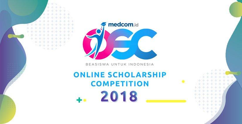 Informasi Lengkap Pendaftaran Beasiswa OSC 2018