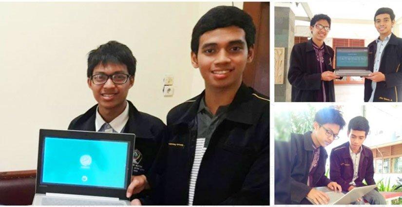 Mahasiswa UM Temukan Software Pendeteksi Tindak Kriminalitas