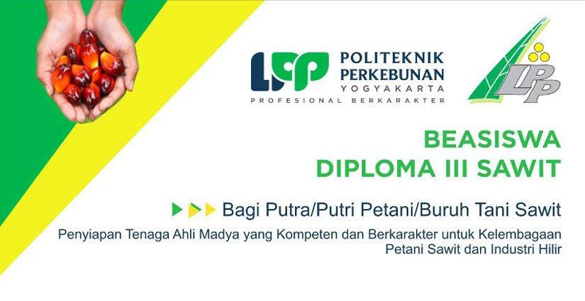 Beasiswa PKBL PTPN III Bagi Lulusan SMA/SMK/sederajat