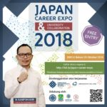 Japan Career Expo & University Collaboration 2018