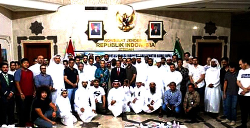 Jumlah Peminat Kursus Bahasa Indonesia Di Arab Saudi Meningkat