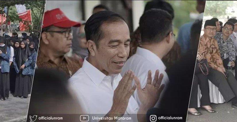 5.144 Mahasiswa Terdampak Gempa Lombok Terima Beasiswa Dari Kemenristekdikti