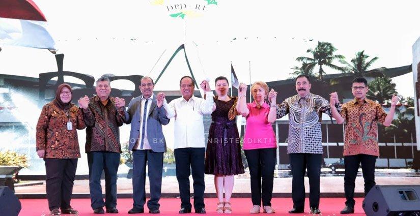 DPD RI Sukses Gelar Festival Beasiswa 2018