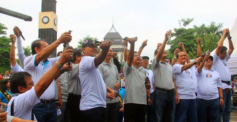 Perayaan Dies Natalis Universitas Brawijaya Ke-56 Berlangsung Semarak