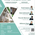 SENSASI 2019 (Seminar Arsitektur Mercu Buana Bekasi)