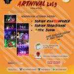 Java Ethnic Artnival – IKPM Jateng