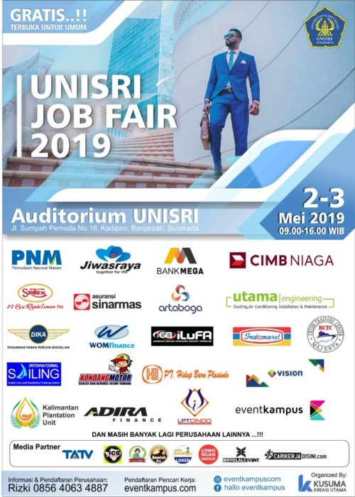 unisri-job-fair-2019