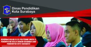 Yuk Dapatkan Beasiswa Kuliah Dan Penempatan Kerja Dari Pemkot Surabaya!