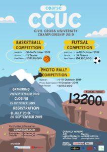 Poster Kegiatan Universitas Event Kampus Ayokuliah Id