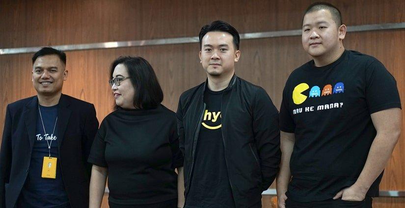 UPH Undang Pengusaha Startup Motivasi Mahasiswa Ciptakan Bisnis Sejak Dini