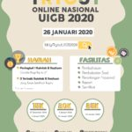 Tryout Online Nasional UIGB 2020
