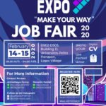 CAREER EXPO UPH 2020