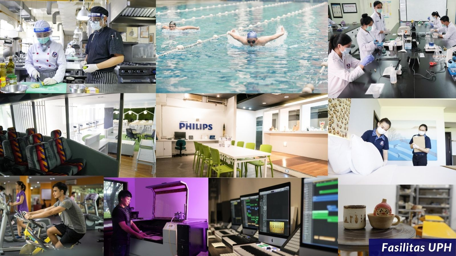 UPH Virtual Open House, Ajak Siswa SMA Optimis Studi Lanjut di Era New Normal