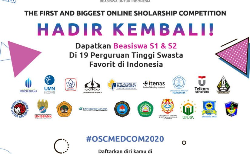 Beasiswa OSC 2020 Diluncurkan, Nadiem Beri Wejangan untuk Peserta