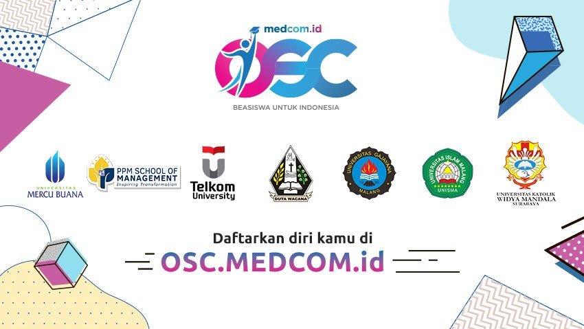 Keunggulan 7 Kampus Penyedia Beasiswa S2 OSC Medcom.id